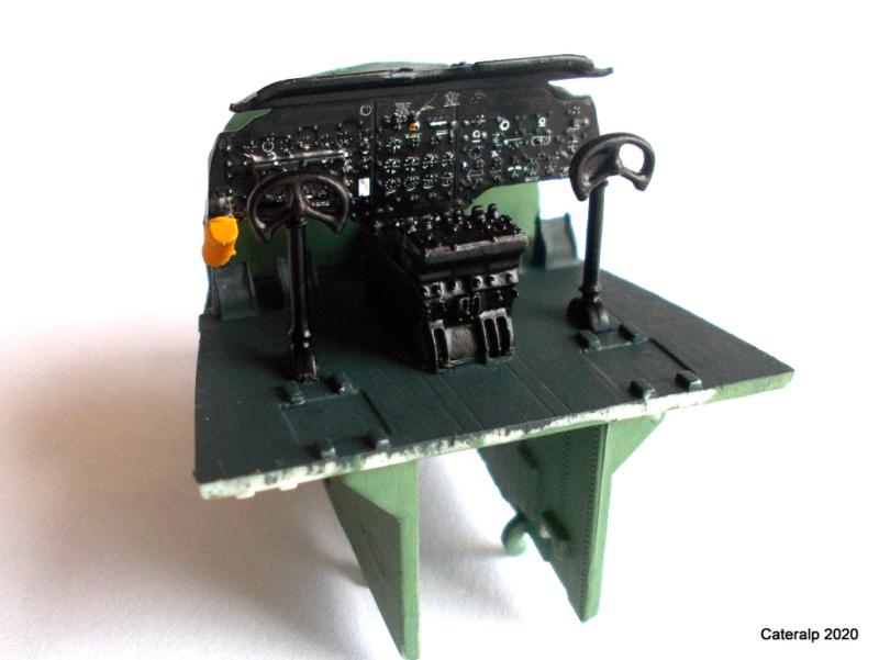 [REVELL] DOUGLAS DC 4 déco AIR FRANCE Réf  04877 Dc4_et11