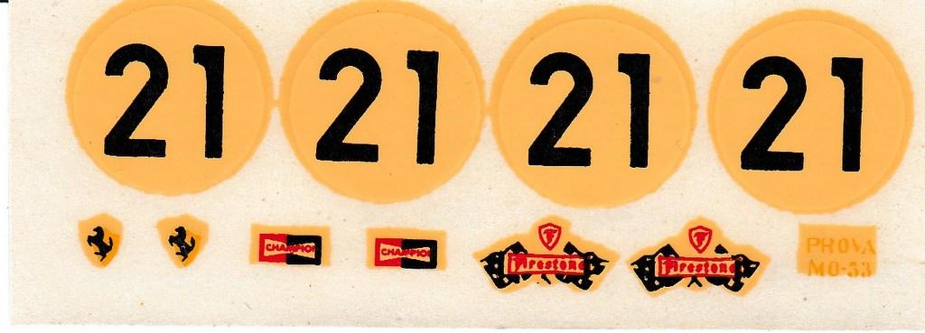 FERRARI 330 P4 Réf L737 1/24ème  Decals10
