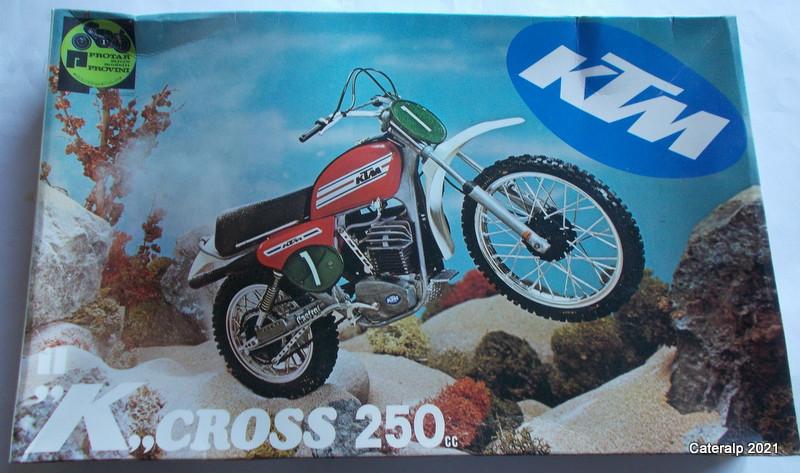 [PROTAR] KTM cross 1975 1/9ème Réf 142 Dzobut19