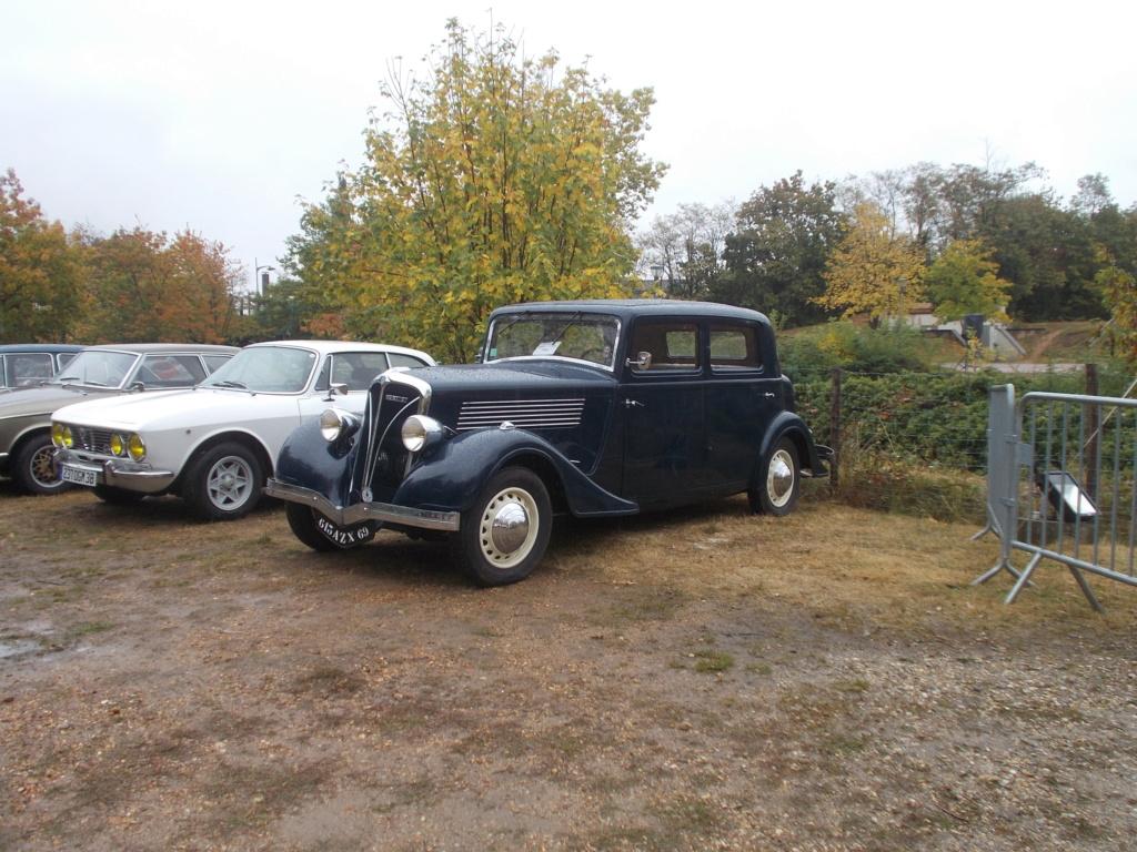 Expo autos au fort de Francheville ( ouest lyonnais )  Expo_f19