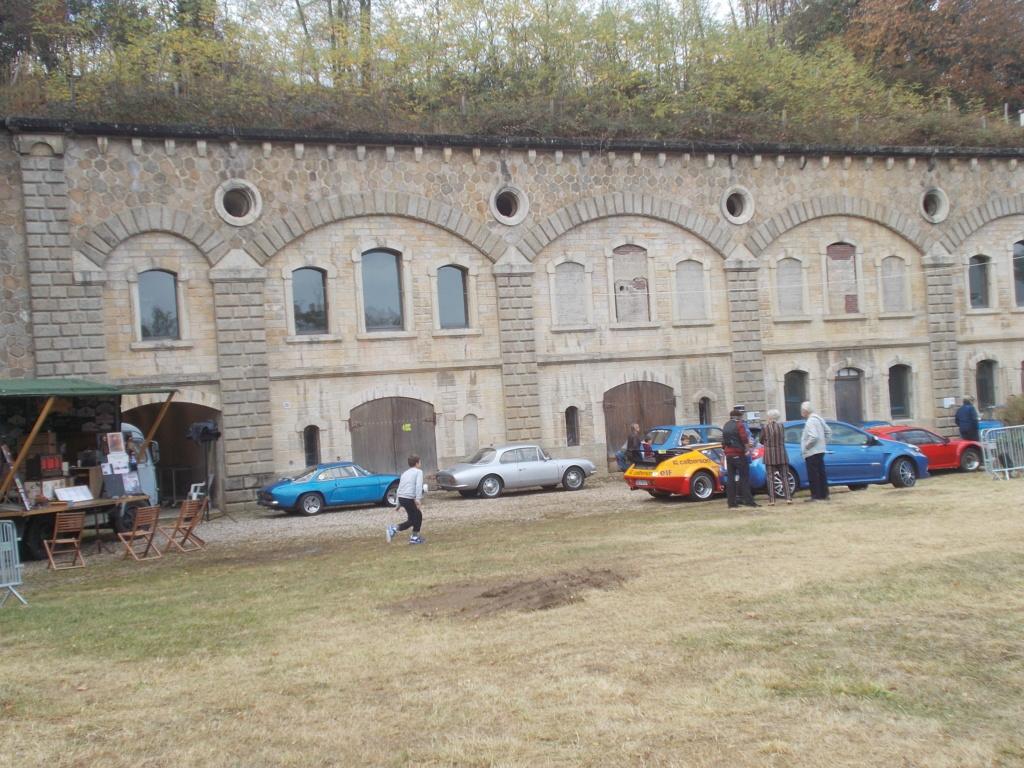 Expo autos au fort de Francheville ( ouest lyonnais )  Expo_f23