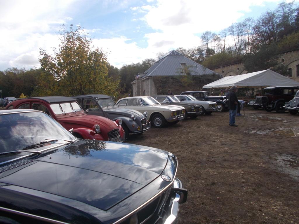 Expo autos au fort de Francheville ( ouest lyonnais )  Expo_f26