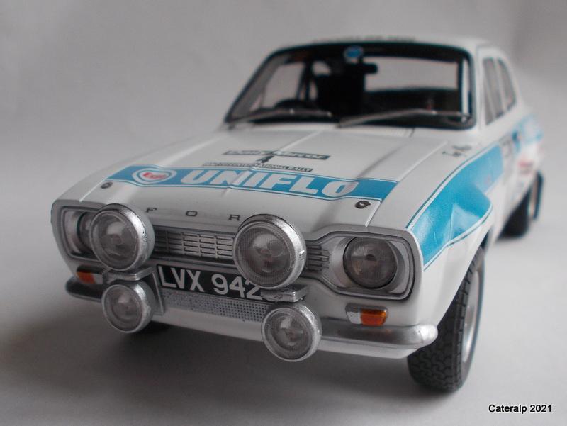 [BELKITS] FORD ESCORT RS 1600 Mk1 Rallye RAC 1972 Réf BEL007 Ford_e11