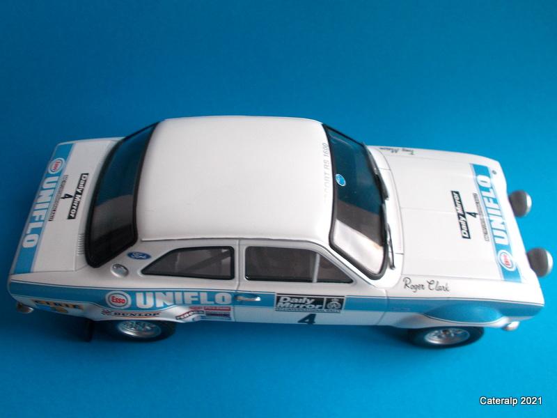 [BELKITS] FORD ESCORT RS 1600 Mk1 Rallye RAC 1972 Réf BEL007 Ford_e13