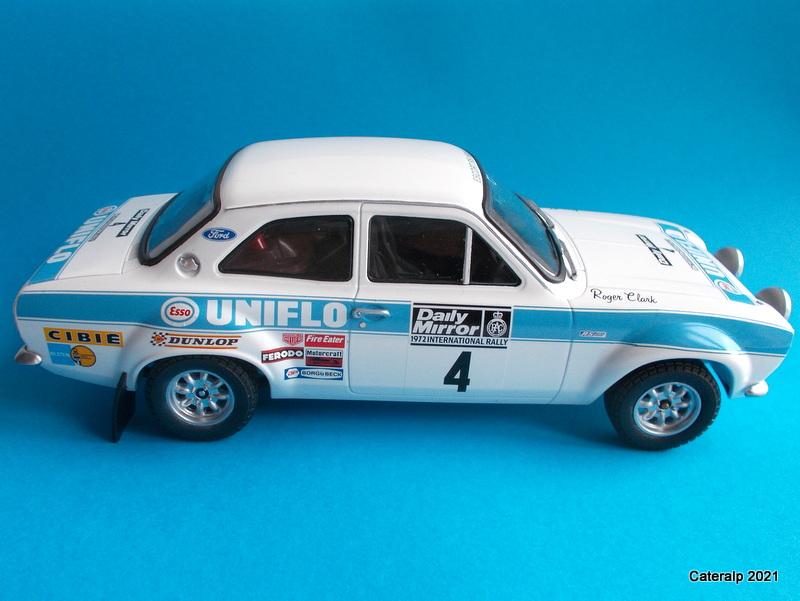 [BELKITS] FORD ESCORT RS 1600 Mk1 Rallye RAC 1972 Réf BEL007 Ford_e14