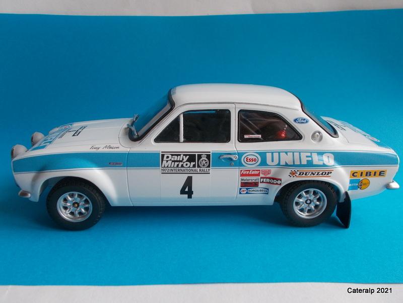[BELKITS] FORD ESCORT RS 1600 Mk1 Rallye RAC 1972 Réf BEL007 Ford_e15