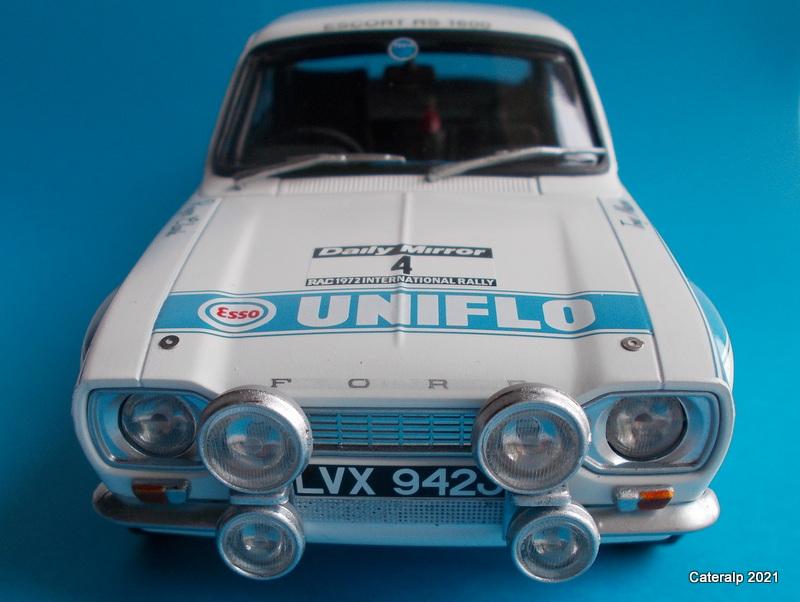 [BELKITS] FORD ESCORT RS 1600 Mk1 Rallye RAC 1972 Réf BEL007 Ford_e16