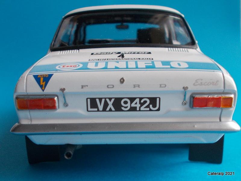 [BELKITS] FORD ESCORT RS 1600 Mk1 Rallye RAC 1972 Réf BEL007 Ford_e18