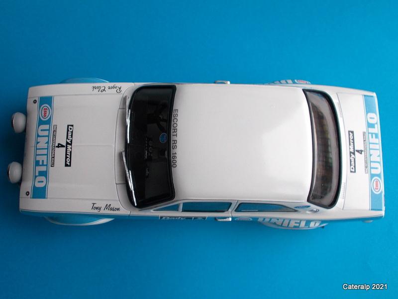 [BELKITS] FORD ESCORT RS 1600 Mk1 Rallye RAC 1972 Réf BEL007 Ford_e19
