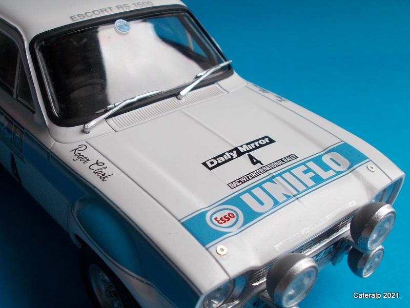 [BELKITS] FORD ESCORT RS 1600 Mk1 Rallye RAC 1972 Réf BEL007 Ford_e21