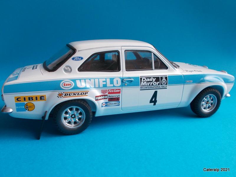 [BELKITS] FORD ESCORT RS 1600 Mk1 Rallye RAC 1972 Réf BEL007 Ford_e22