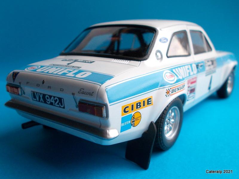 [BELKITS] FORD ESCORT RS 1600 Mk1 Rallye RAC 1972 Réf BEL007 Ford_e23