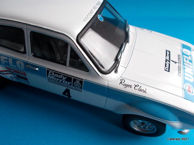 [BELKITS] FORD ESCORT RS 1600 Mk1 Rallye RAC 1972 Réf BEL007 Ford_e25