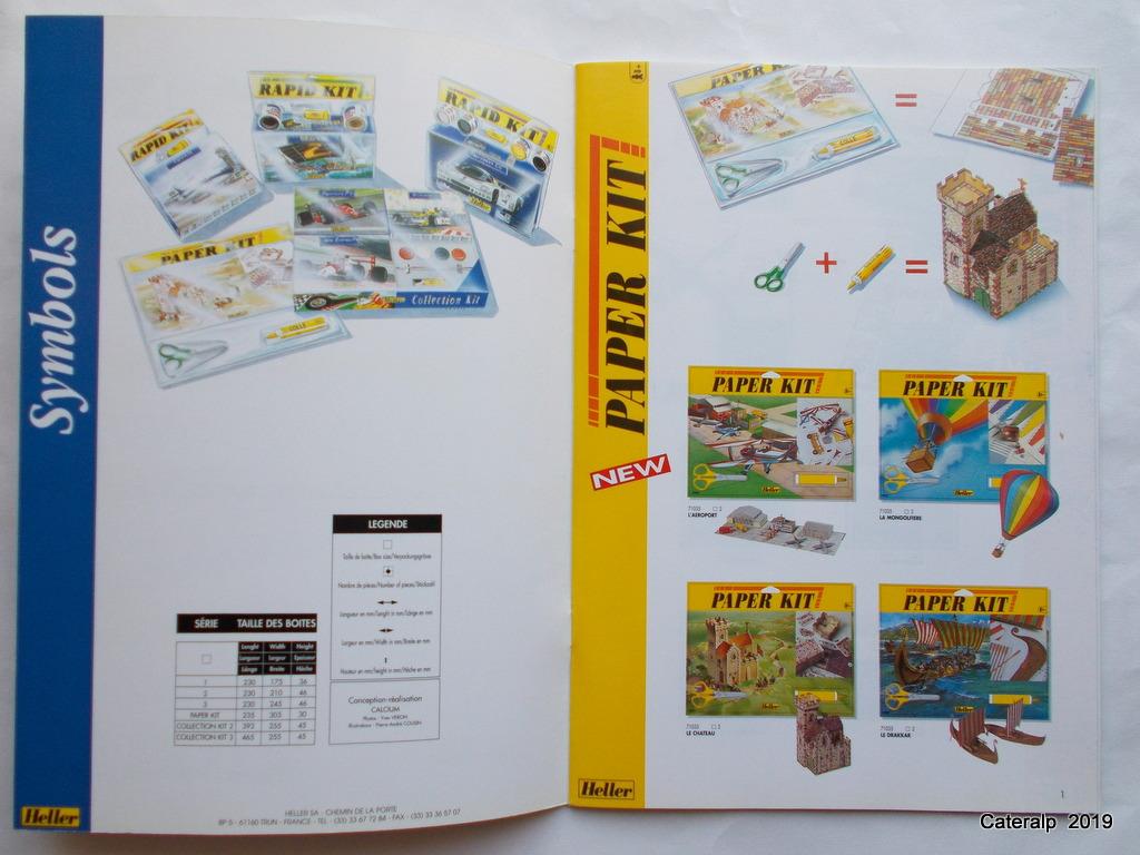 les maquettes en papier Heller  Heller17