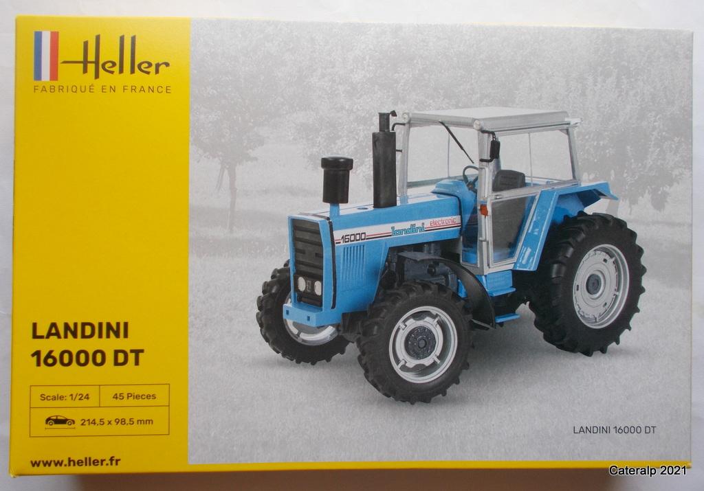 LANDINI 16000 DT ( tracteur) Landin11