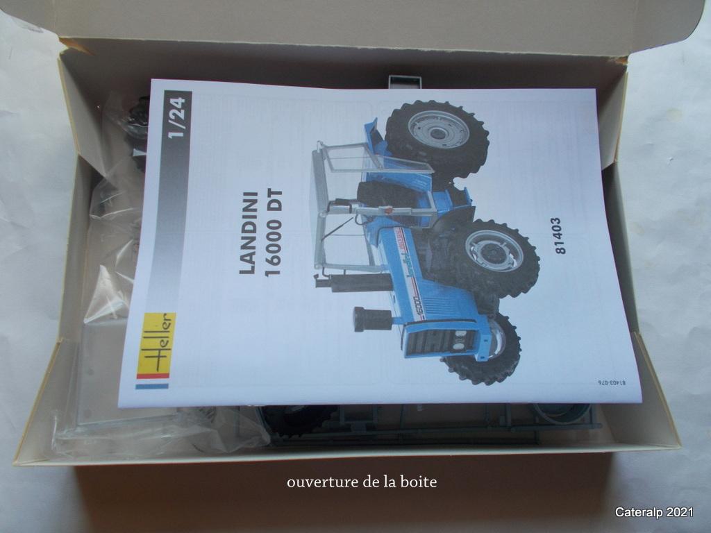 LANDINI 16000 DT ( tracteur) Landin16