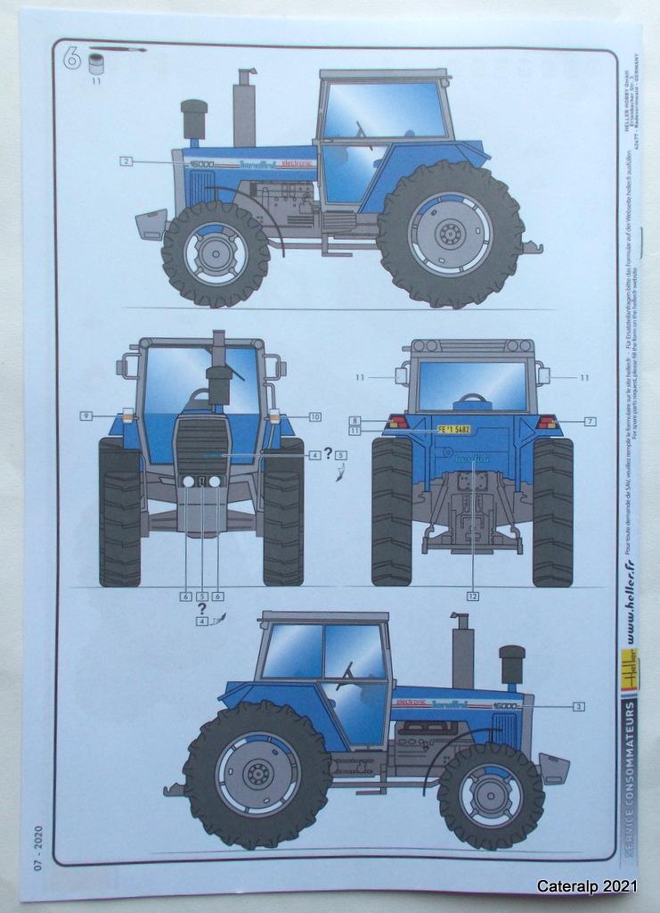LANDINI 16000 DT ( tracteur) Landin26