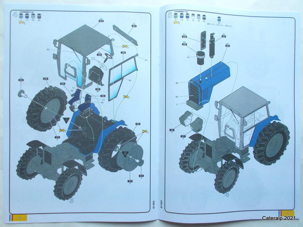 LANDINI 16000 DT ( tracteur) Landin27