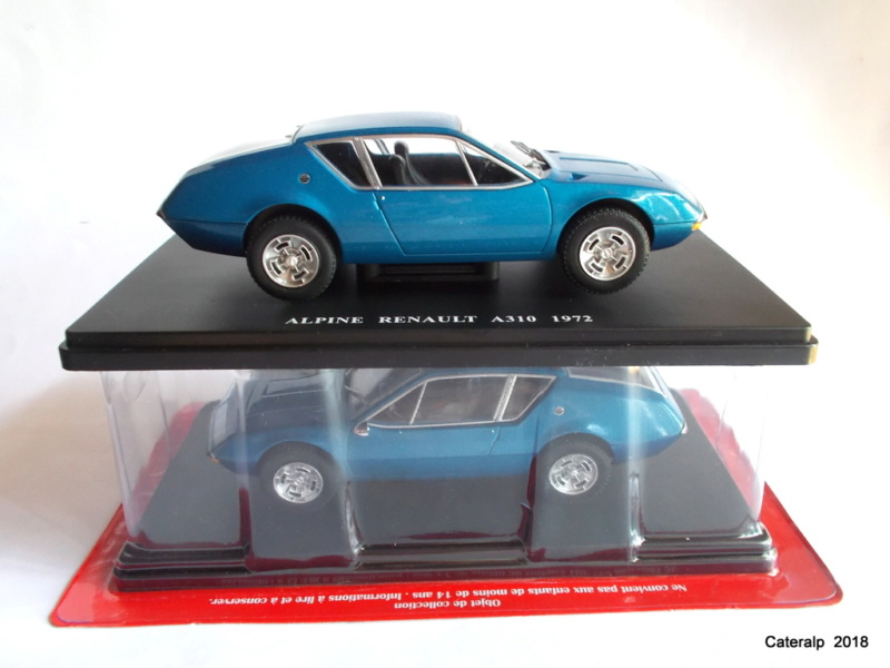 Alpine A310 au 1/24 collection Auto Vintage  Matou_12