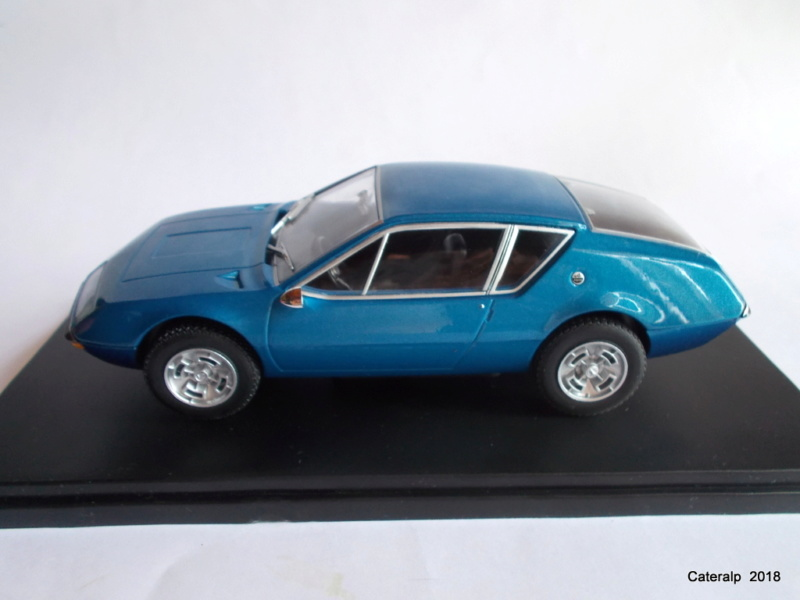 Alpine A310 au 1/24 collection Auto Vintage  Matou_14