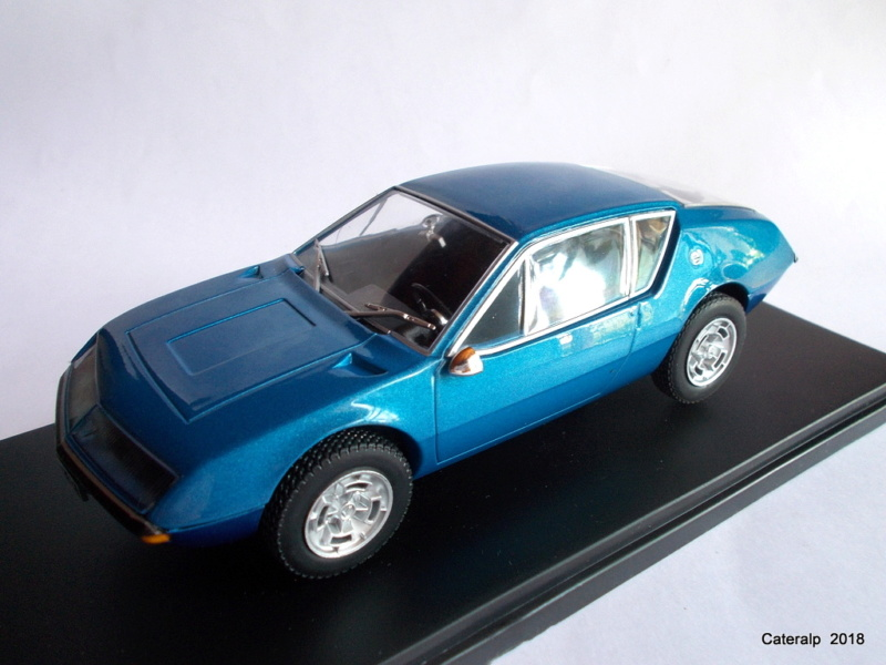 Alpine A310 au 1/24 collection Auto Vintage  Matou_15