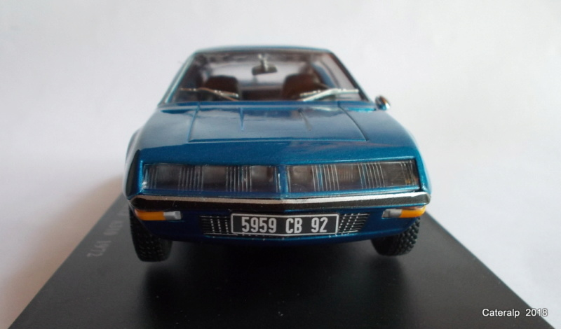 Alpine A310 au 1/24 collection Auto Vintage  Matou_16
