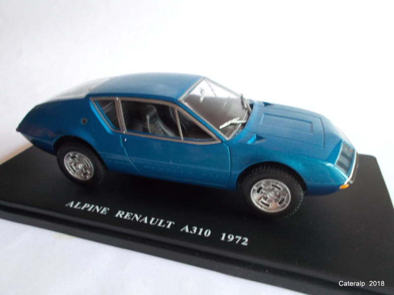 Alpine A310 au 1/24 collection Auto Vintage  Matou_17