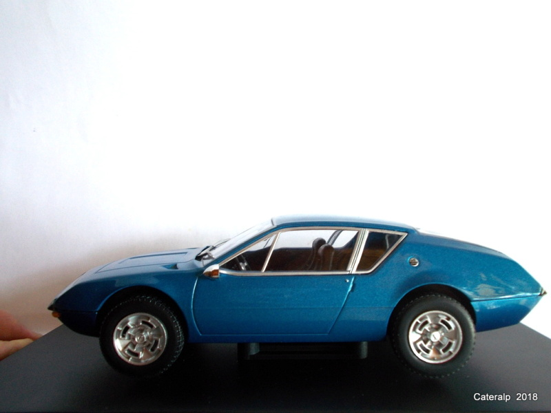 Alpine A310 au 1/24 collection Auto Vintage  Matou_18