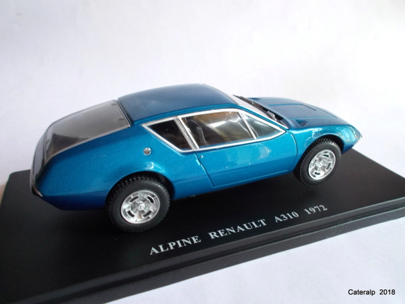 Alpine A310 au 1/24 collection Auto Vintage  Matou_20