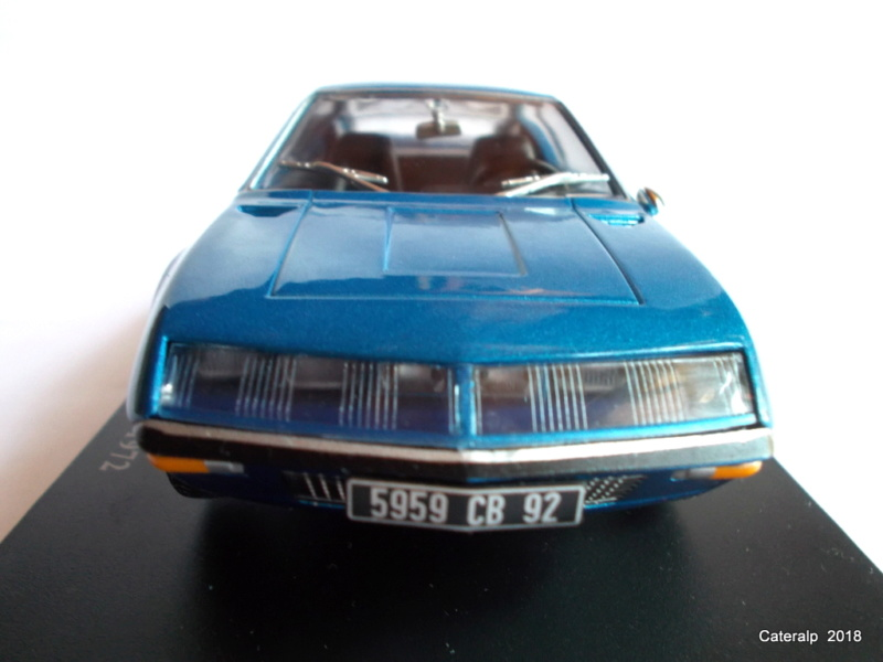 Alpine A310 au 1/24 collection Auto Vintage  Matou_23