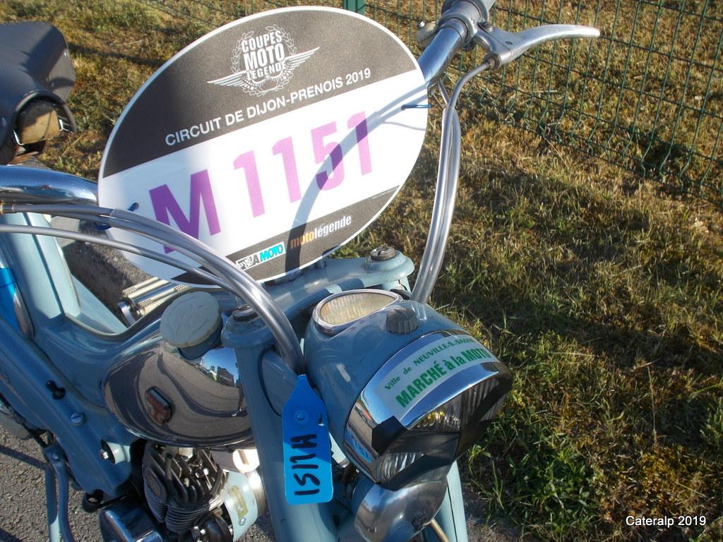 Les photos de Moto légende 2019 circuit de Dijon Prenois  Moto_l40