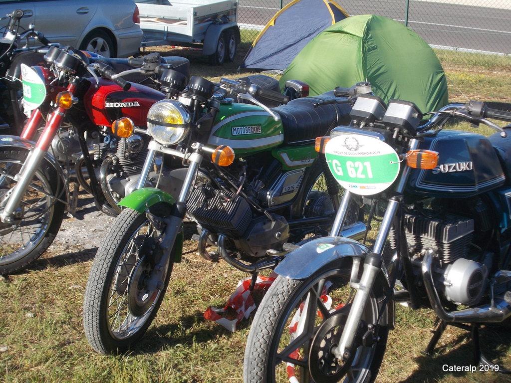 Les photos de Moto légende 2019 circuit de Dijon Prenois  Moto_l50