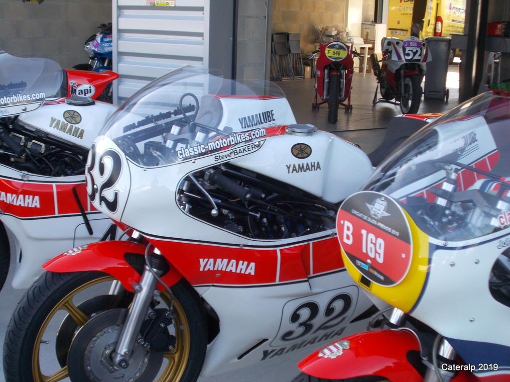 Les photos de Moto légende 2019 circuit de Dijon Prenois  Moto_l74