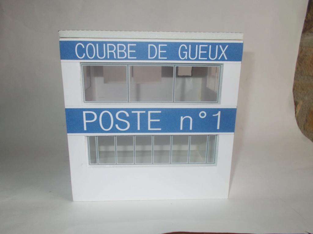 Circuit de Reims batiment de chronométrage 1/32 éme Poste_11
