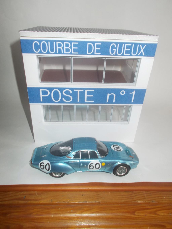 Circuit de Reims batiment de chronométrage 1/32 éme Poste_12