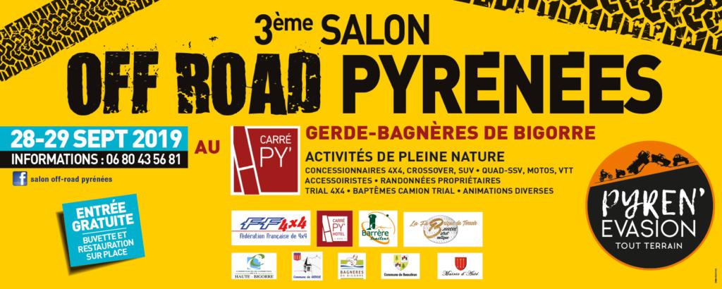 3 eme Salon Off Road PYRENEES 28 & 29 septembre 2019 Bandea10
