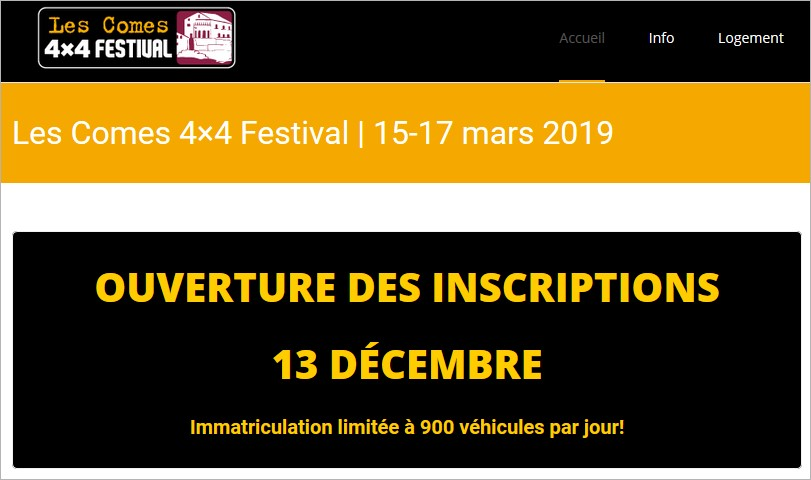 Les Comes Festival 2019 Ouvert10