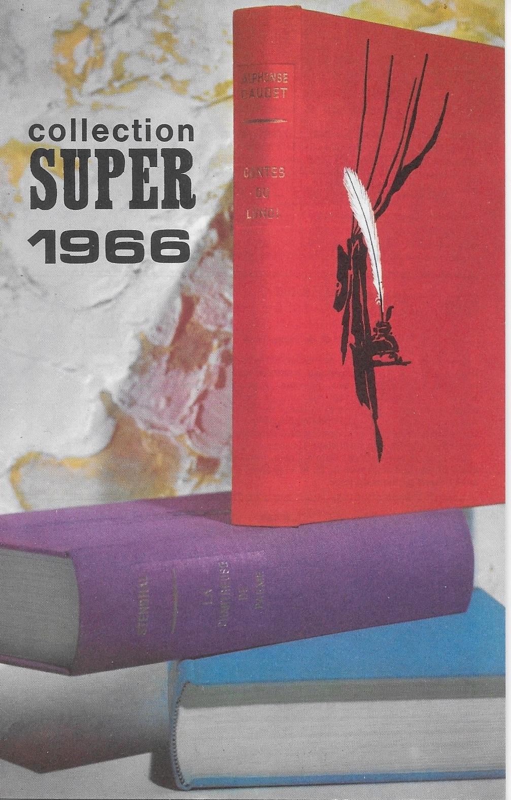 scans catalogue collection SUPER 1966 Super110