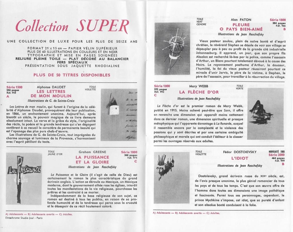 scans catalogue collection SUPER 1966 Super112