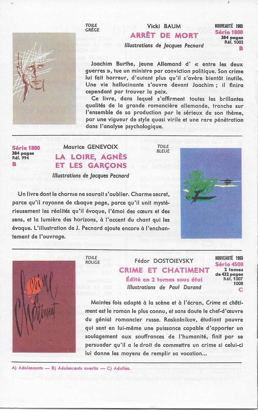 scans catalogue collection SUPER 1966 Super113