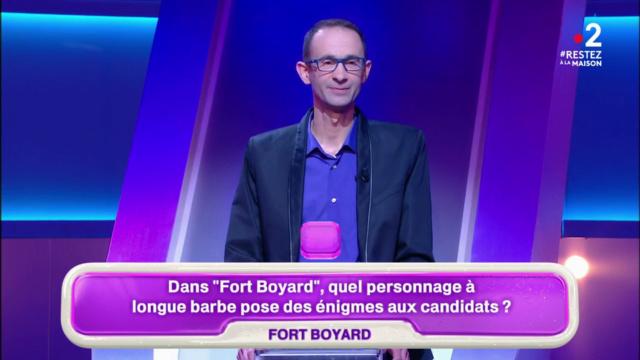 [Unique] Extraits et mentions de Fort Boyard dans d'autres émissions - Page 39 Vlcsna12