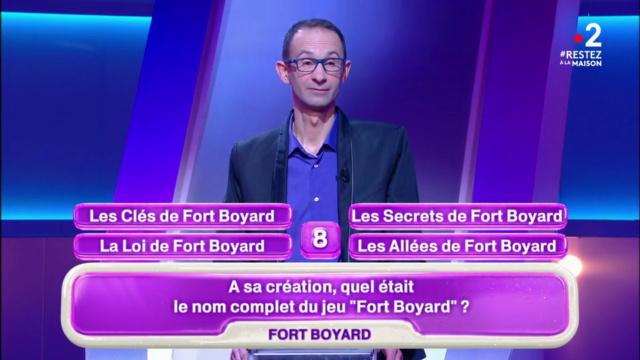 [Unique] Extraits et mentions de Fort Boyard dans d'autres émissions - Page 39 Vlcsna15