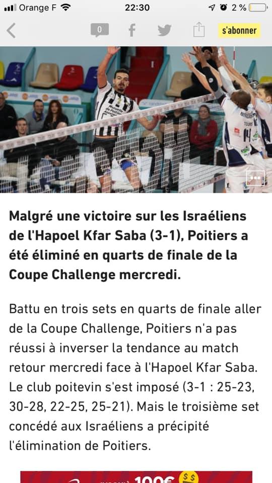 [CEV Cup et Challenge Cup] Saison 2018-2019   - Page 3 51783511