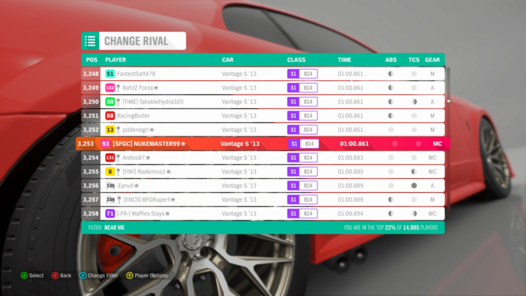 FH4 Time Attack | Road Racing Rivals - Greendale Club Circuit Img_2710