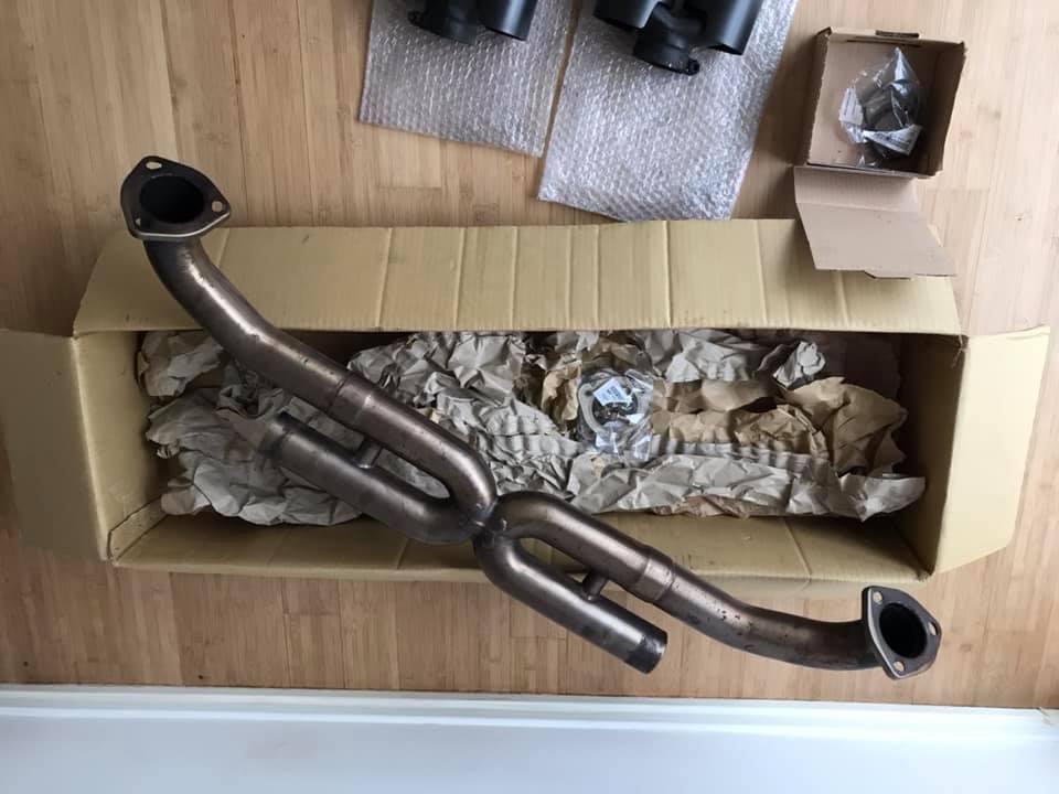 VENDUS - X pipe et/ou Embouts carbon 997.2 non PSE 62258310