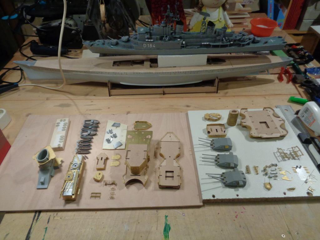 DKM Scharnhorst 1 : 200 Hachette gebaut von Maat Tom - Seite 8 Dsc01860