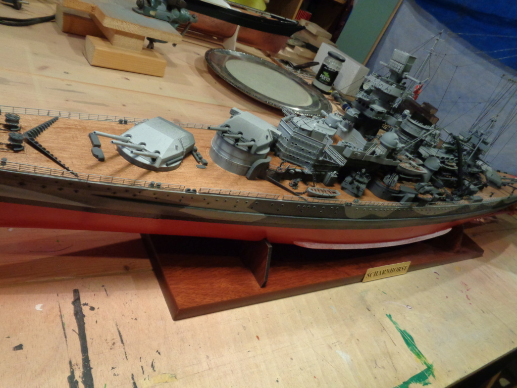DKM Scharnhorst 1 : 200 Hachette gebaut von Maat Tom - Seite 12 Dsc02178