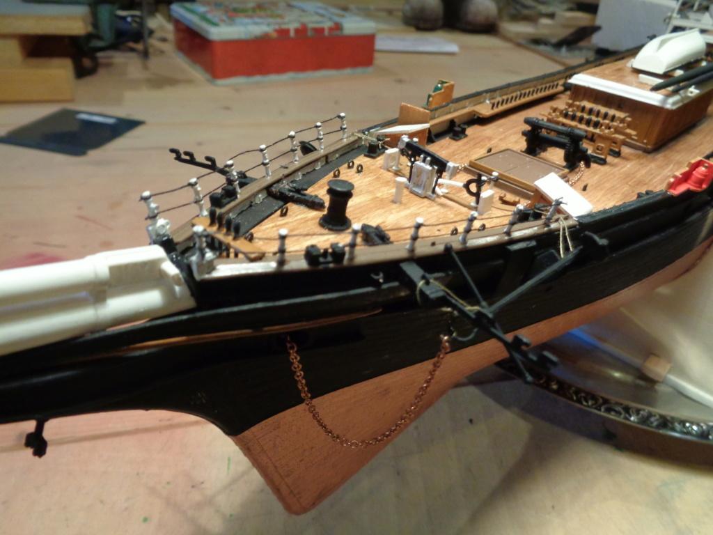 Cutty Sark von Revell 1:96 gebaut von Maat Tom - Seite 2 Dsc06121