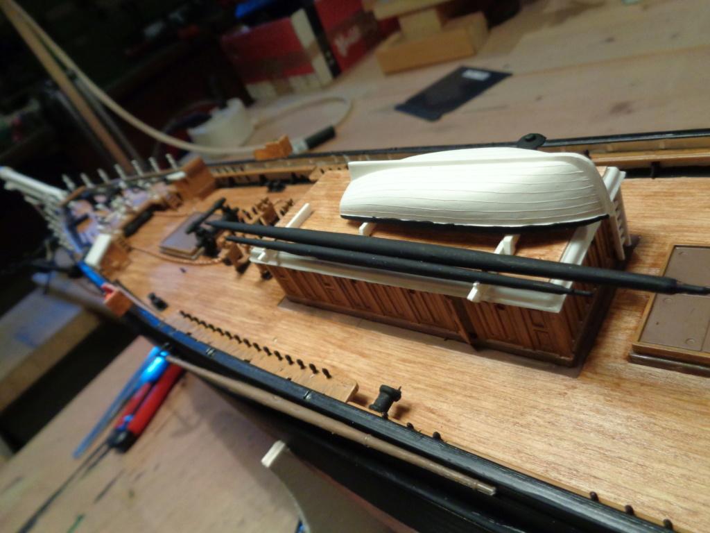 Cutty Sark von Revell 1:96 gebaut von Maat Tom - Seite 2 Dsc06124