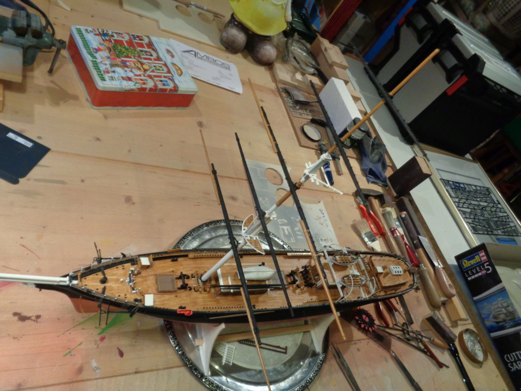 Cutty Sark von Revell 1:96 gebaut von Maat Tom - Seite 2 Dsc06126